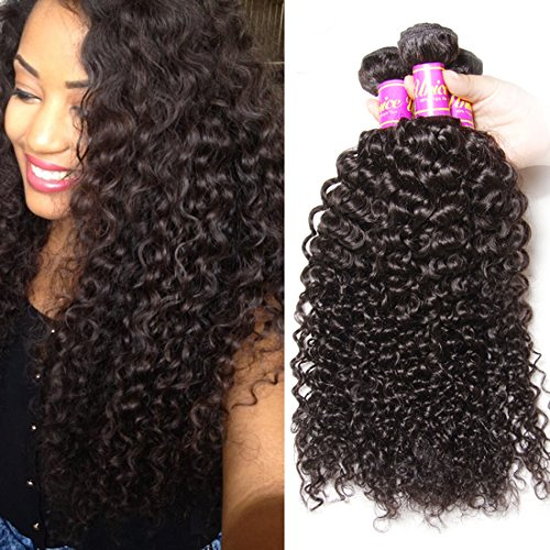Unice hair 3 bundles brazilian curly virgin hair weave 16 18 unice hair 3 bundles brazilian curly virgin hair pmusecretfo Gallery